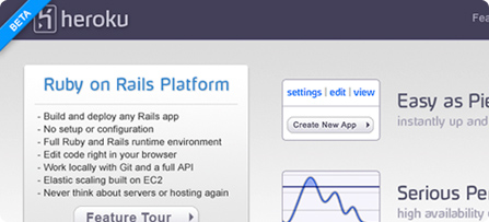 Ruby On Rails Heroku Beta Invites